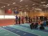 Träning i Skoogs Arena